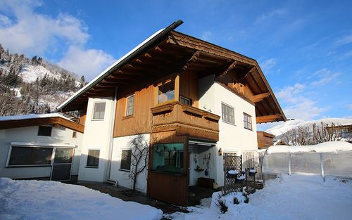 Hausansicht - Appartement Waltl, Zell am See